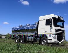 Ассенизаторные машины - водовозы, молоковозы, рыбовозы