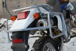 Багажные системы,боковые рамки, защитные дуги для мотоциклов