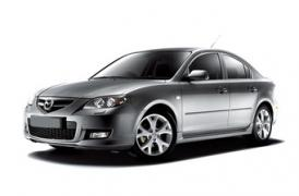 Rent a car Mazda 3 from $14 per day