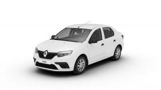 Rent a car Renault Logan from $8 a day