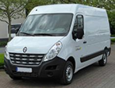 Сдам микроавтобус Renault Master 2,3 DCI 125 фург