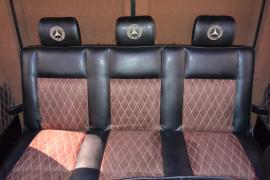 Тюнінг Внутрішній Обшивка салону, перетяжка салону авто, перетяжка сидінь